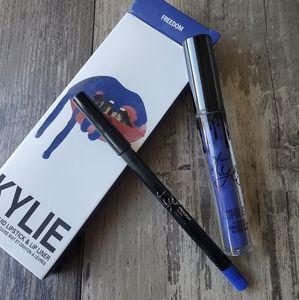 Kylie freedom lip kit NEW